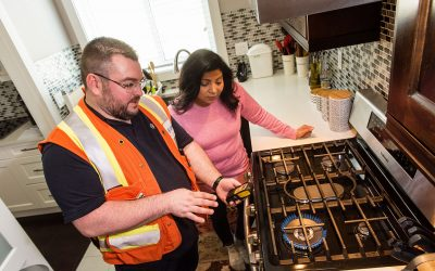 Should I have my gas appliances serviced?